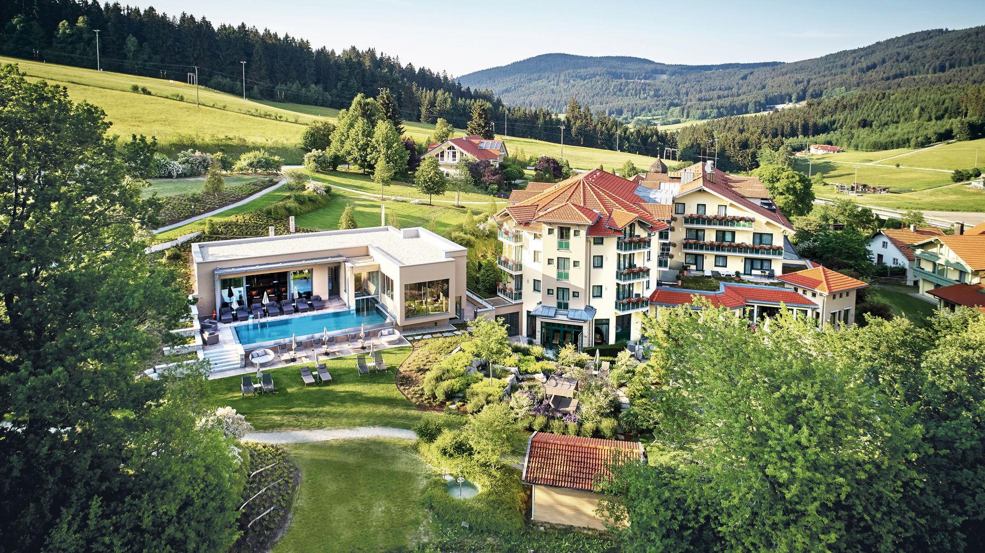 Hotel Reinerhof Wellnesshotel St Englmar Bayerischer Wald