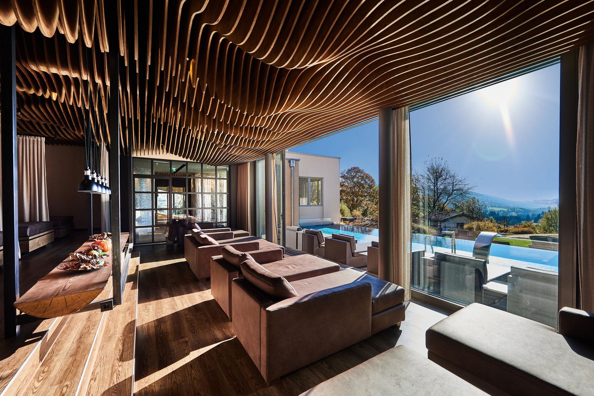 Hotel reinerhof wellnesshotel st englmar bayerischer wald for Designhotel bayerischer wald
