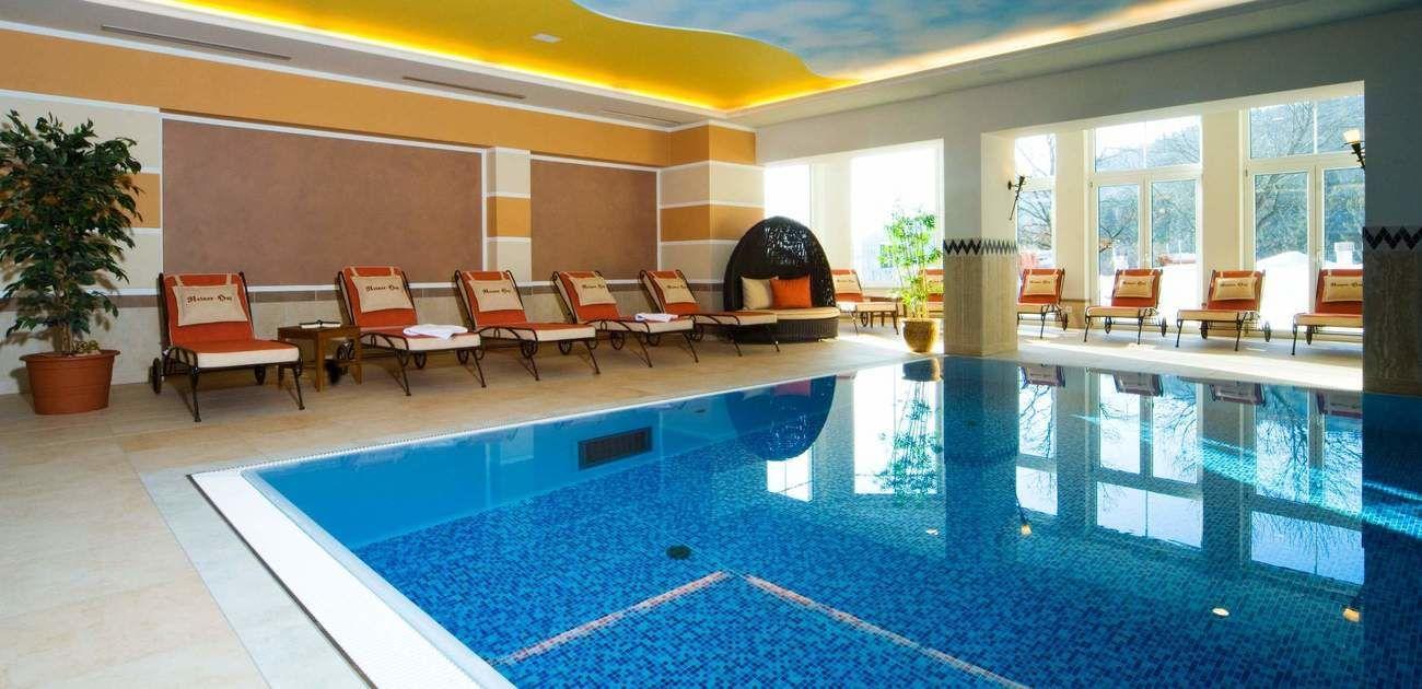 Hotel Reinerhof St Englmar Angebote
